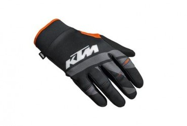RACETECH GLOVE BACK