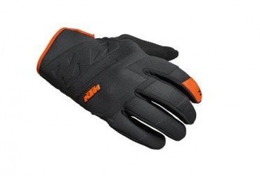 RACETECH WP GLOVE BACK