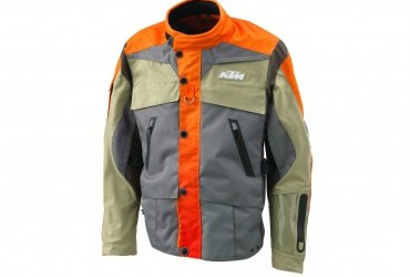 RALLY JACKET front