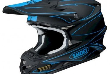 Shoei VFX-W Hectic TC2