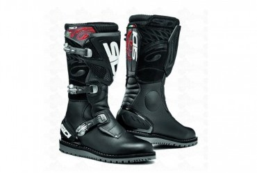 SIDI ZERO TRIAL BOOT BLACK
