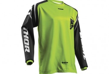THOR SECTOR JERSEY LIME