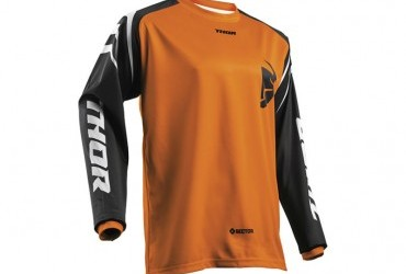 THOR SECTOR JERSEY ORANGE