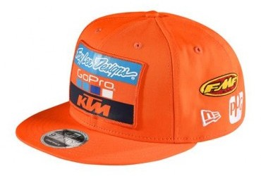 TLD TEAM HAT