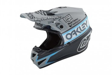 TROY LEE DESIGNS 2019 SE4 POLYACRYLITE HELMET TEAM EDITION 2 GREY