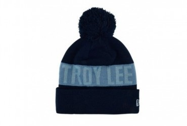 TROY LEE DESIGNS COMMON POM BEANIE NAVY
