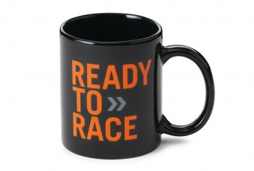 KTM Mug Ready to Race Black