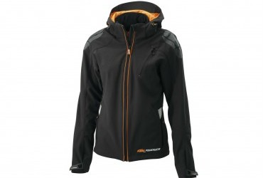 WOMEN TWO 4 RIDE JACKET front