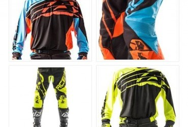 ACERBIS X-GEAR SET incs. pants and top
