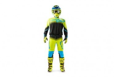Acerbis X-flex Riding Gear Inc. 32 Pants And Jersey Medium