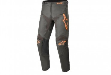 2021 YOUTH RACER COMPASS ANTHRACITE/ORANGE