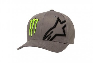 Alpinestars Monster Corp Cap Grey
