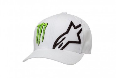 Alpinestars Monster Corp Cap White