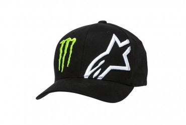 Alpinestars Monster Corp Cap Black