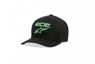 Alpinestars Ride 2.0 Cap Black/green