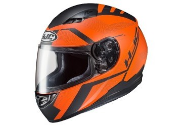 HJC CS-50 FAREN ORANGE