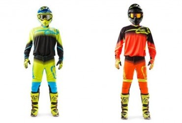ACERBIS X-FLEX RIDING GEAR inc. pants and jersey