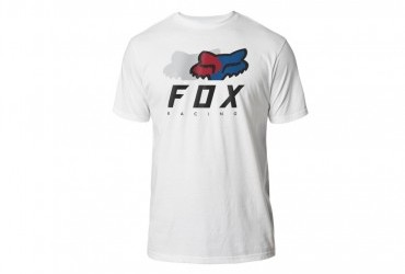 Fox Chromatic SS Premium Tee White
