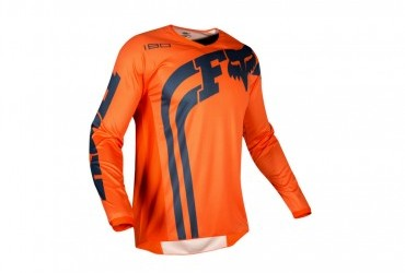 FOX YOUTH 180 COTA JERSEY ORANGE