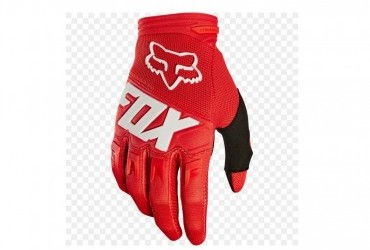 FOX Dirtpaw Red Small