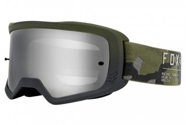 FOX Youth Main Goggle Spark Camo