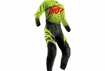 THOR PULSE HYPE FLURO YELLOW RACE KIT