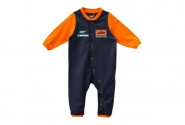 KIDS REPLICA ROMPER SUIT front