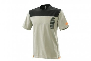 KTM 2020 Pure Style Tee Grey