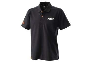 KTM 2020 Racing Polo Black