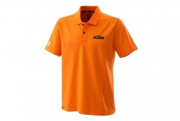 KTM 2020 Racing Polo Orange