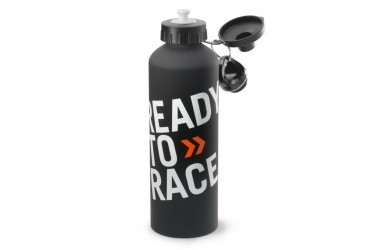 KTM Aluminium Bottle Black