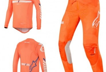 Alpinestar Supertech Race Kit includes pants and jersey