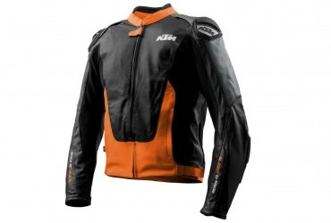 RSX JACKET LEATHER front