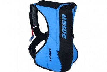 USWE Ranger 4 with 2.5L Shapeshift Bladder blue/black