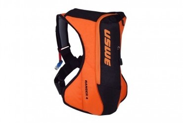 USWE Ranger 4 with 2.5L Shapeshift Bladder Orange