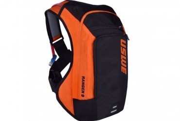 USWE Ranger 9 with 3L Elite Bladder black/orange