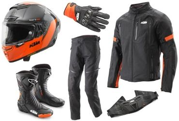 Street / Road Riding Gear
