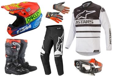 Offroad Riding Gear