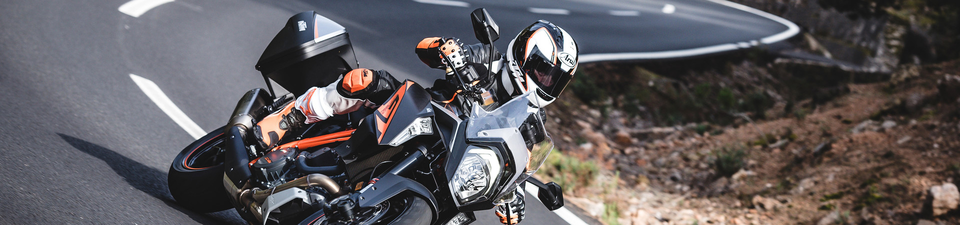 Street / Road Riding Gear banner image