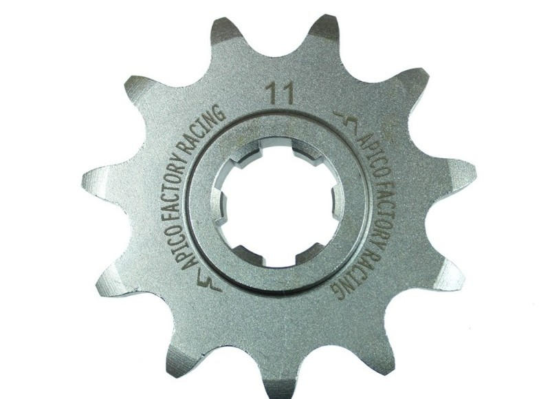 SPROCKET FRONT SHERCO 80-320 98-17, SCORPA 125-280 11-17