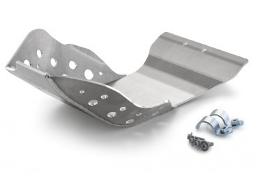 KTM Alloy Skid Plate Ex-display Sxf250 07-10