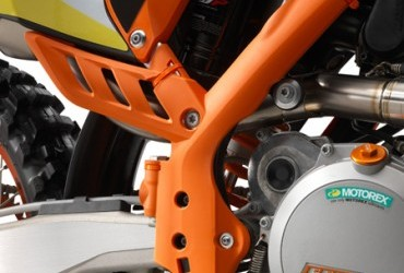 KTM Frame Protection Set 11-16