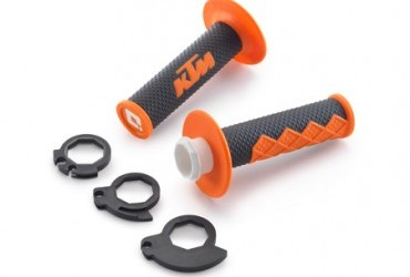 KTM Lock-on Grip Set 06-16