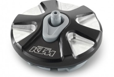 KTM Factory Fuel Tank Cap 3/4 Version