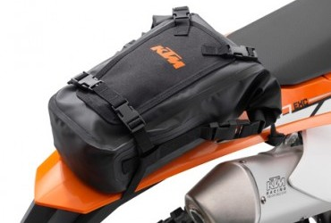 UNIVERSAL REAR BAG 5L EXC/FREERIDE