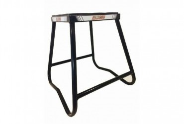 STEEL BOX STAND BLACK