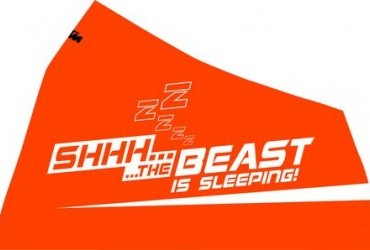 "KTM Protective Cover Outdoor ""beast"""