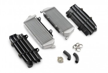 KTM Factory radiator Kit 2019 SXF250/350