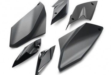 KTM Fairing Kit Duke R 14-16 Available In Black Or White