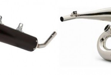 FMF EXHAUST SYSTEM EXC 250/300 2017-18